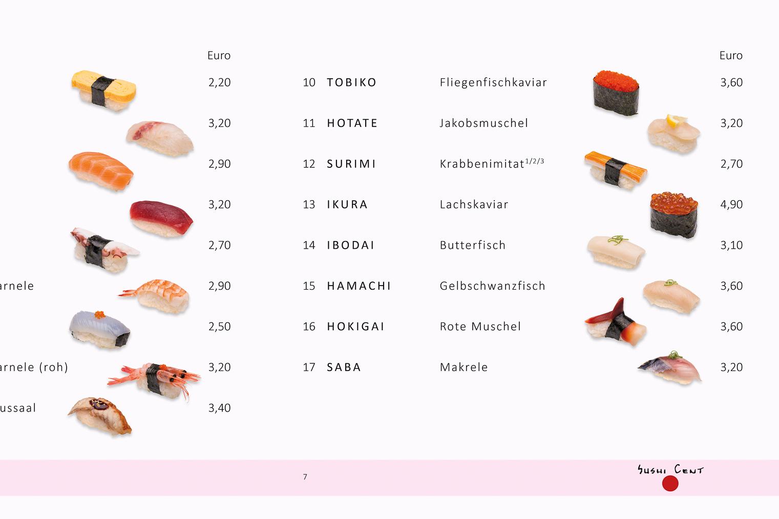 Fotoshooting Sushi Cent München Brei Werbetechnik Wasserburg