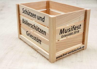 Schneideplots Musifest Griesstätt 2018 Brei Werbetechnik