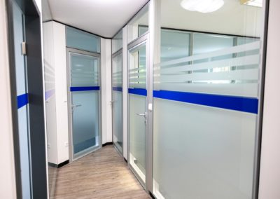 Sichtschutzfolien Ergänzung CR Innenausbau Amerang