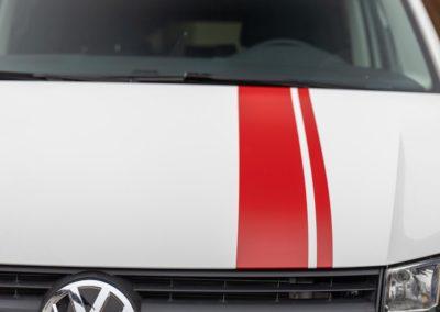 Dekorstreifen VW T6 Wasserburg