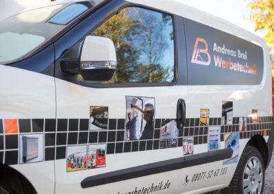 Andreas Brei Werbetechnik Wasserburg Fahrzeugbeschriftung