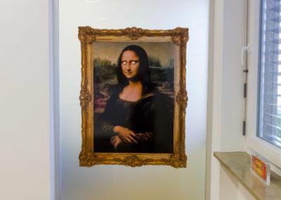 Mona Lisa bei Rummenigge Sport Marketing GmbH München
