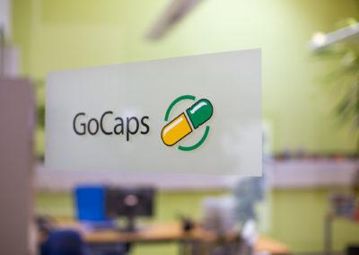 Türbeschriftung GoCaps Wasserburg