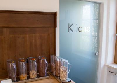 Glasdekorfolie Küche Huber Wirt Kellerberg Wasserburg