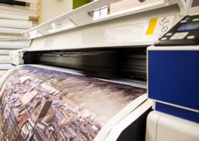 Digitaldruck Aufkleber